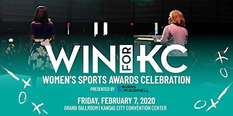 26th Annual Women's Sports Awards Celebration tickets