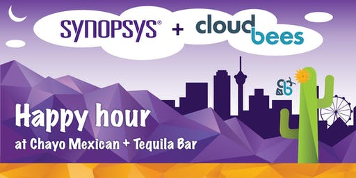 Synopsys and CloudBees Happy Hour