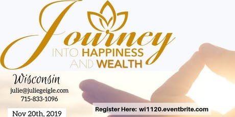 NOV Journey into Happiness IN-PERSON ONLY tickets