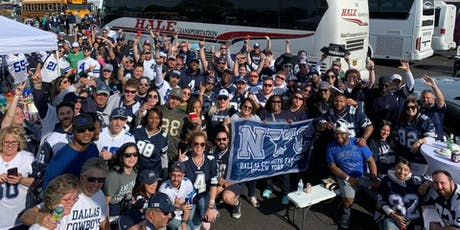 Dallas Cowboys Tailgate Party at MetLife (Cowboys at Giants, 11/4/19) tickets