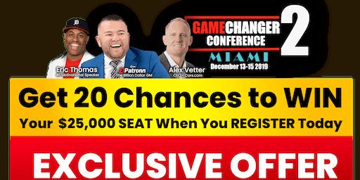 GameChanger  Conference 2