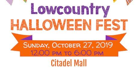 Lowcountry Halloween Fest tickets