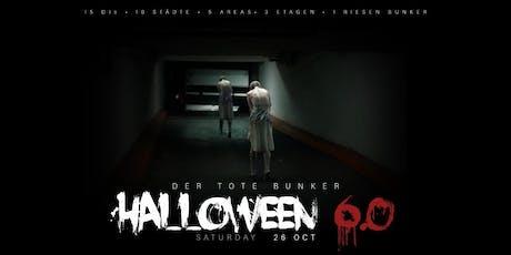 Halloween 6.0 - Der Weg ins Parkhaus Tickets