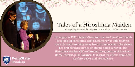 Tales of a Hiroshima Maiden: Navigating Peace with Sasamori and Truman