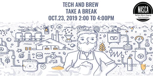 Tech & Brew - NASCA