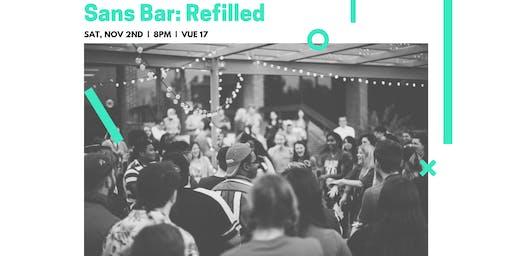 Sans Bar: Refilled
