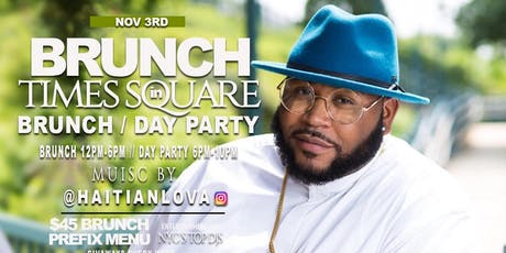 CARIBBEAN FLAVOR DAY PARTY/ BRUNCH WITH GUEST DJ MR HAITIAN LOVA ( LADIES FREE ) #SOCA #KOMPA #REGGAE #AFROBEATS #HIPHOP #MARKIE2FRESH tickets