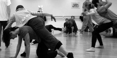 """Focus on the """"I"""" in Inspiration - A Contact Improv Workshop"""