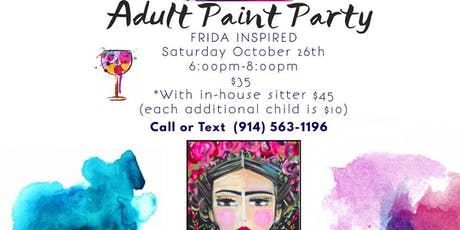 Adult Paint Party tickets