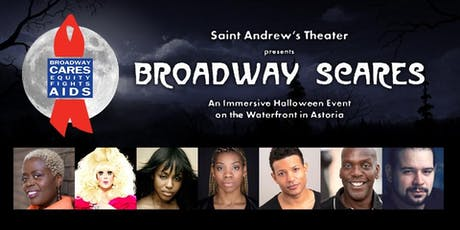 Broadway Scares tickets