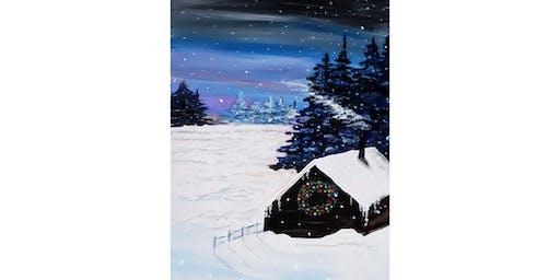 12/2 - Christmas Cabin @ Vino at The Landing, Renton