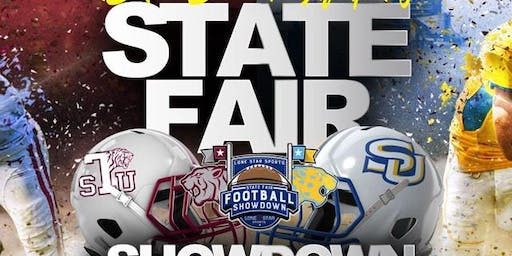 TxSU vs Southern State Fair Showdown Offical AfterParty!