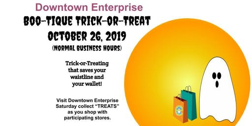 Boo-Tique Trick-or-Treat