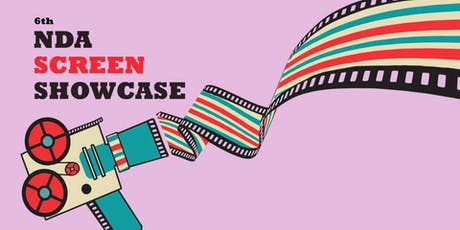 6th Annual NDA Screen Showcase 2019 tickets
