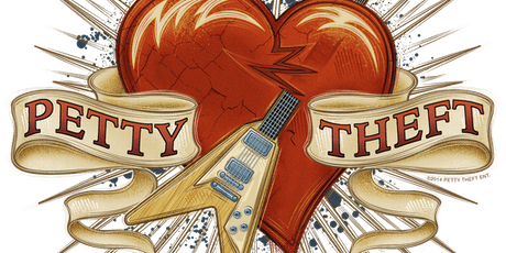 Petty Theft - San Francisco Tribute to Tom Petty and the Heartbreakers tickets