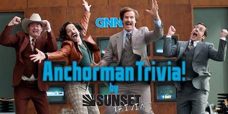 Anchorman Trivia (North Park) tickets