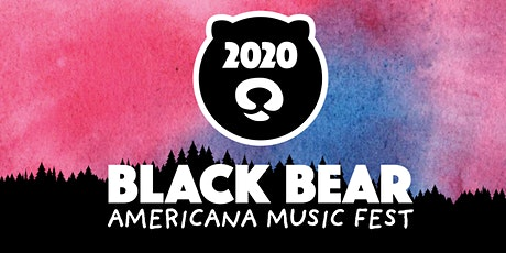 Black Bear Americana Music Fest 2020 tickets