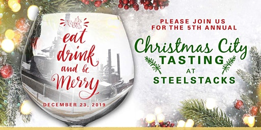 Christmas City Tasting 2019