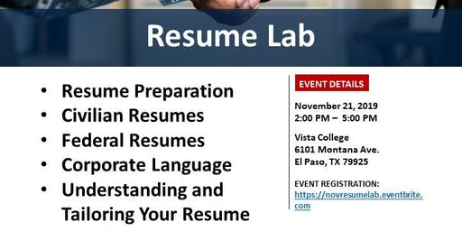 Pathfinder Resume Lab