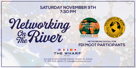 Networking On The River  tickets