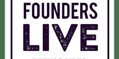 Founders Live Buenos Aires - 7ma Edicion entradas