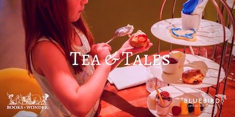 Tea  and Tales with KAMILLA BENKO! tickets