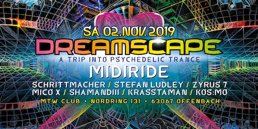 Dreamscape with Midiride