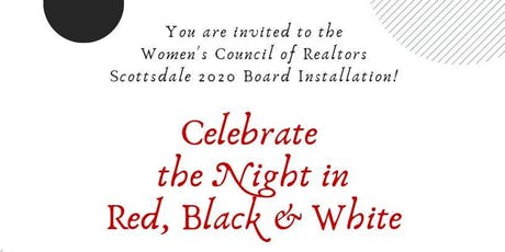 Celebrate the Night in Red, Black & White! tickets
