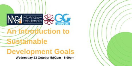 International Development and the Sustainable Development Goals tickets