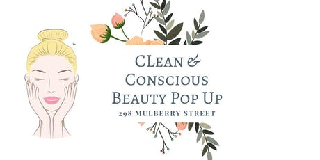 Clean & Conscious Beauty Pop Up tickets