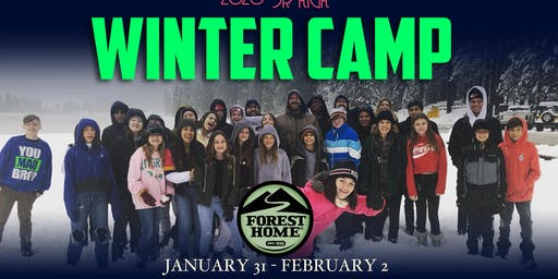 Jr High Winter Camp 2020