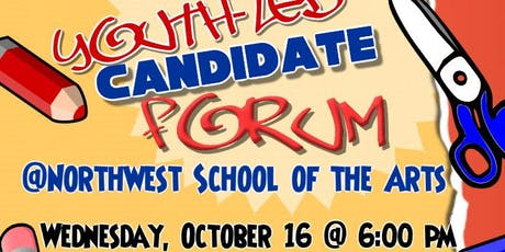 Youth-Led Candidate Forum tickets