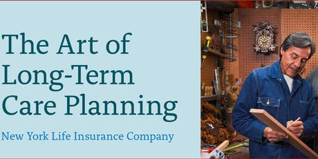 Long Term Care Sales Presentation-The Art Of Long-Term Care Planning tickets