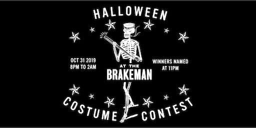 Halloween at The Brakeman