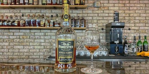 Old Forester - Aman's Single Barrel
