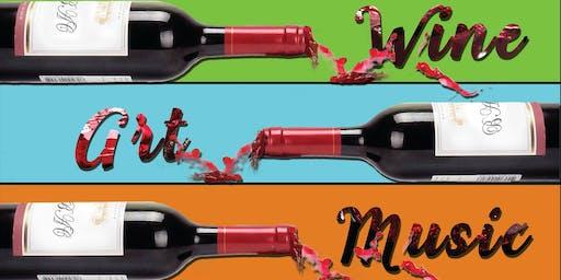 WAM (Wine, Art, and Music)