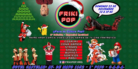 FRIKI POP: Feria de Cultura POP entradas