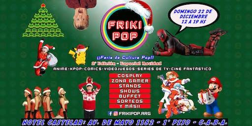 FRIKI POP: Feria de Cultura POP