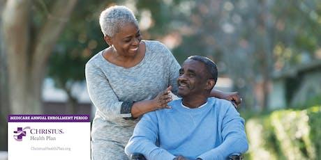 CHRISTUS Health Plan Medicare Advantage Enrollment Information tickets