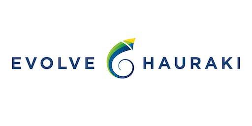 Evolve Hauraki - The 2020 Challege