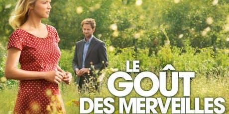 Monday French Movie Night: Le goût des merveilles tickets