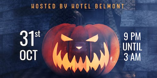 Hotel Haunted House Party