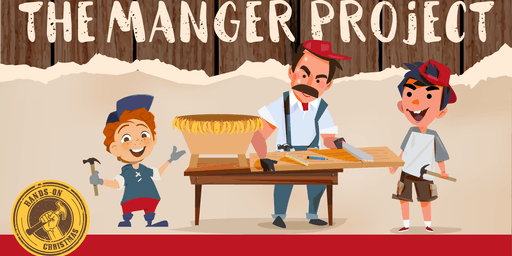 The Manger Project and Party