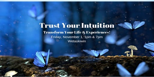 Trust Your Intuition - So What do you Think