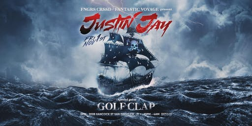 JUSTIN JAY + GOLF CLAP