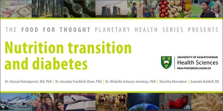Nutrition Transition and Diabetes tickets