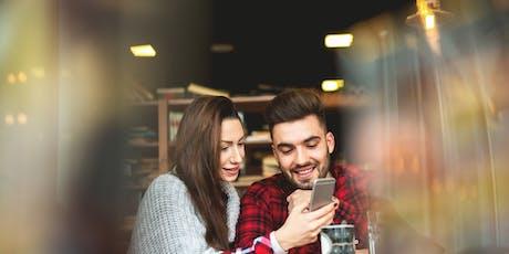Engaging Social Media Content tickets