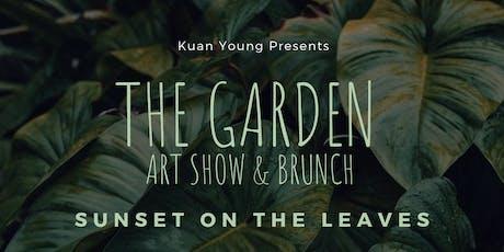 The Garden Art Show & Brunch  tickets
