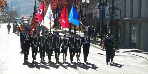 94th Annual Knoxville Veteran's Day Parade