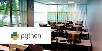 Python Programming Introduction Training in Portland, Oregon